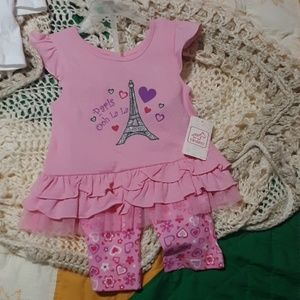 Other - 6 for 20 sale Nwt summer outfit